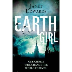 Earth Girl UK cover