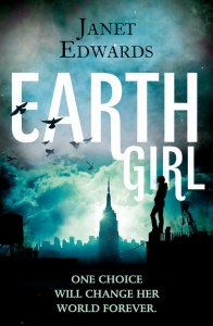 EARTH GIRL UK PAPERBACK