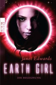Earth Girl Die Begegnung cover