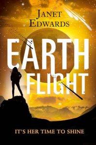 Earth Flight Cover