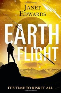 Earth Flight Cover it's time to risk it all