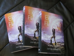 Earth Flight USA copies