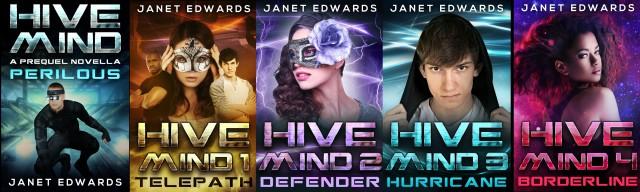 HiveMind1-4plusNovella